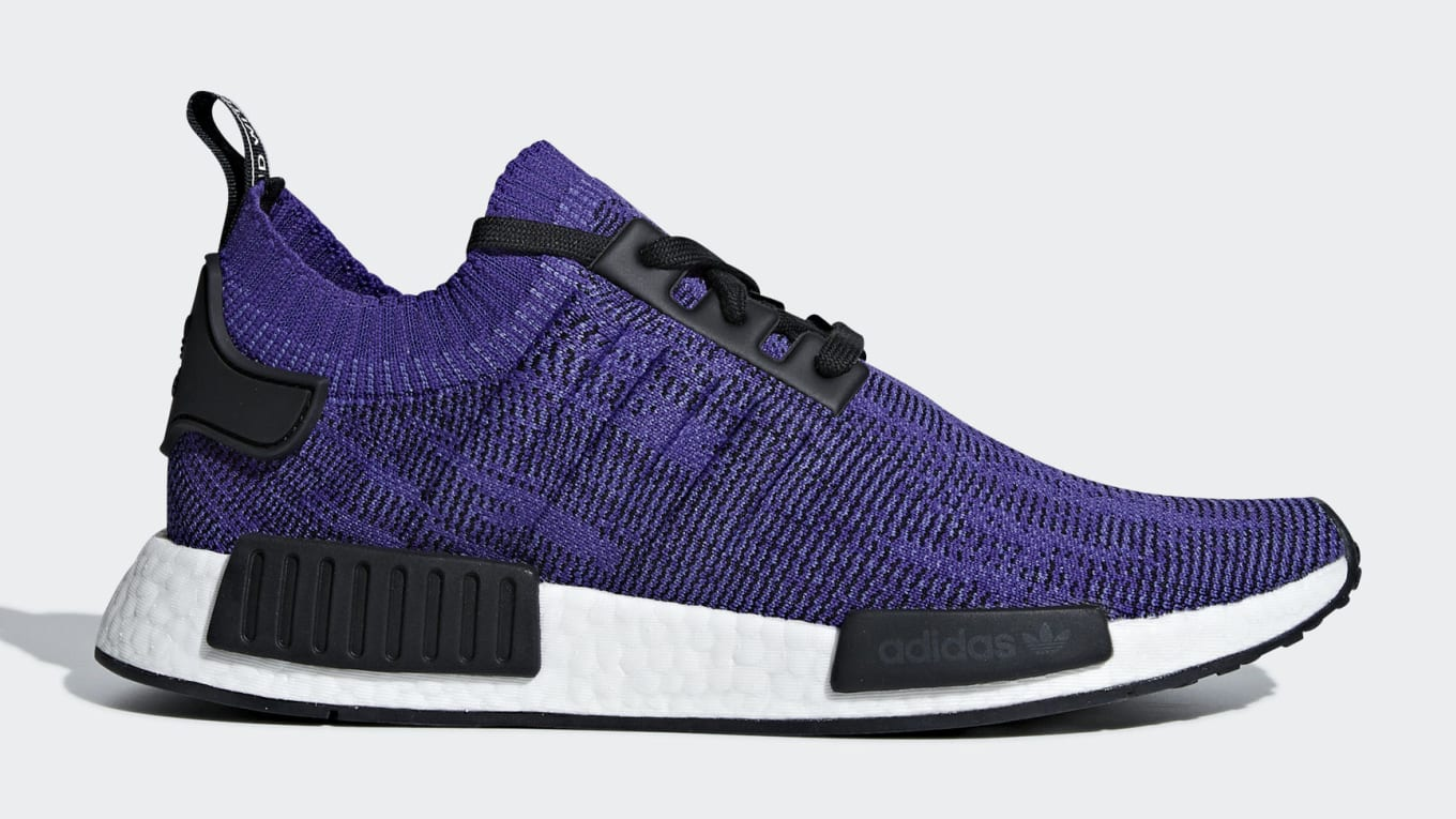 Adidas NMD_R1 Primeknit 'Energy Ink' Release Date Aug. 1