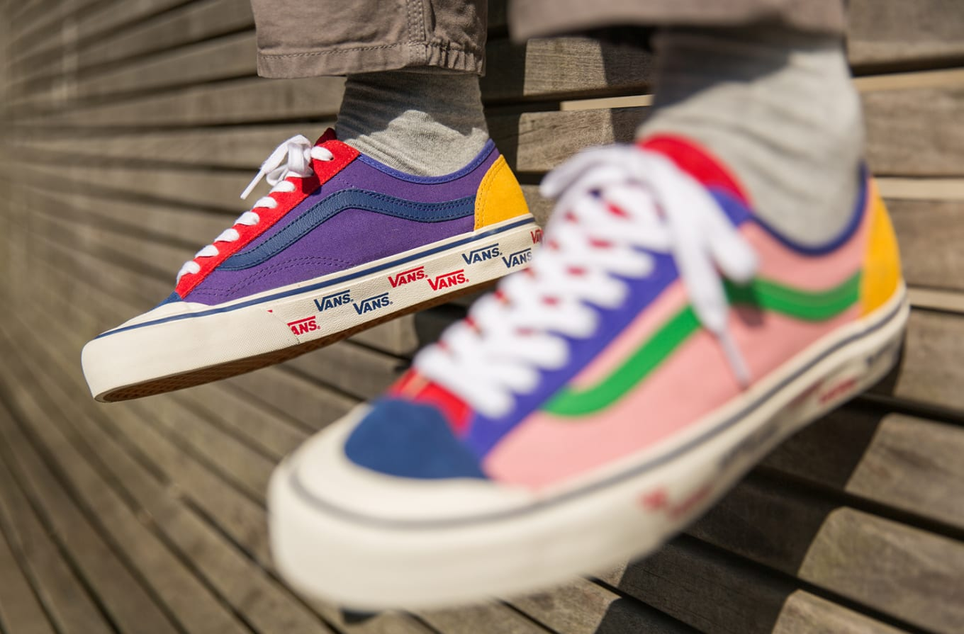 b1aa23cff79301 Size  x Vans Style 36  Patchwork  Release Date