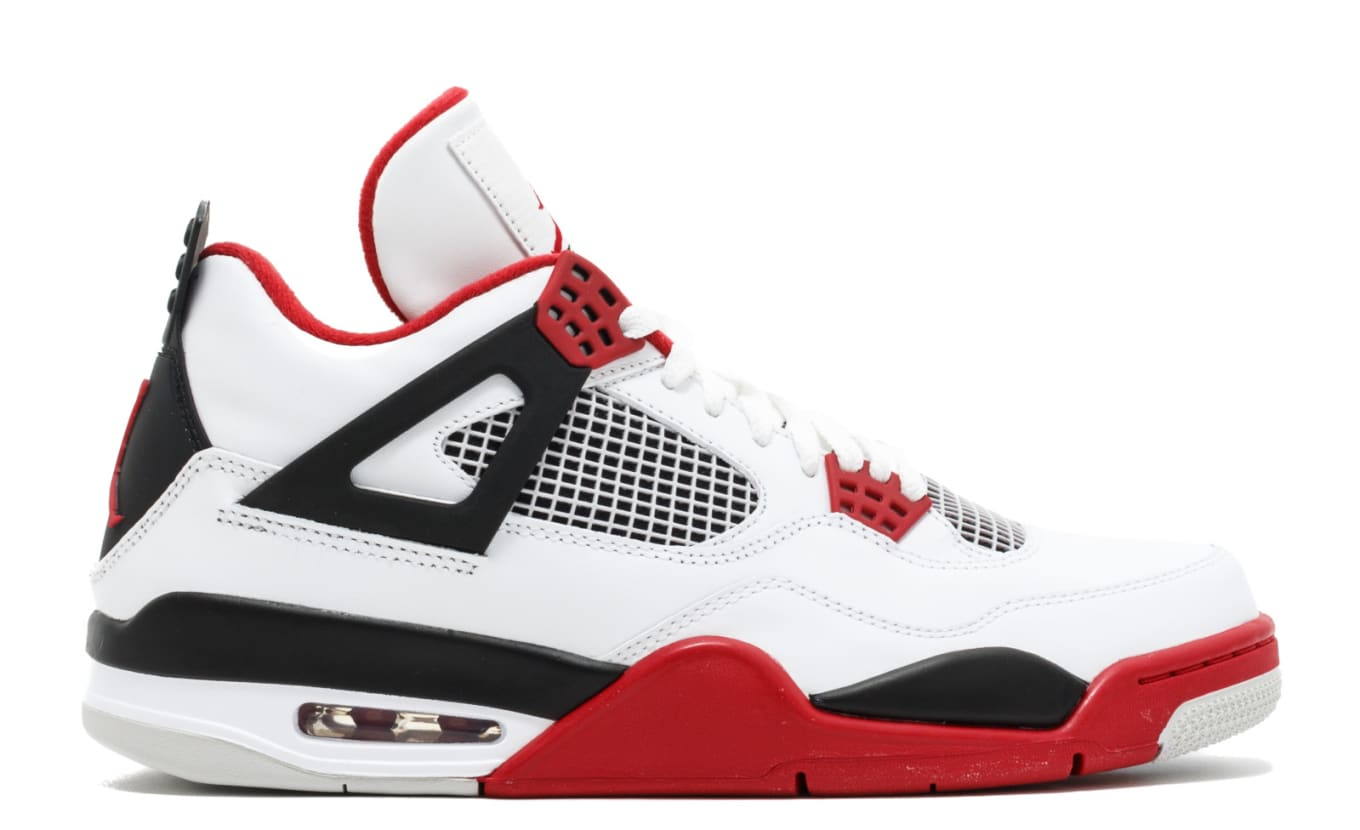 quality design 1eaa1 9fee0 Air Jordan 4  Fire Red  Retro 2019   Sole Collector