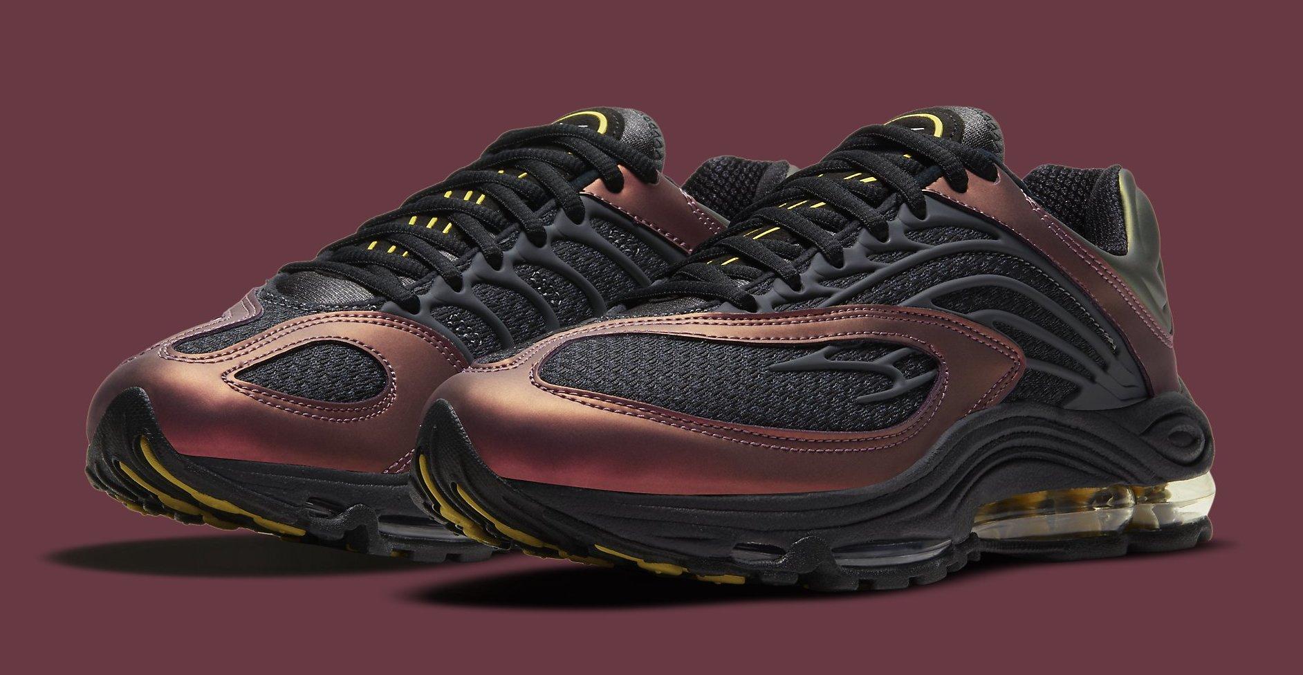 Nike Air Tuned Max Black/Celery/Dark Charcoal CV6984-001 ...