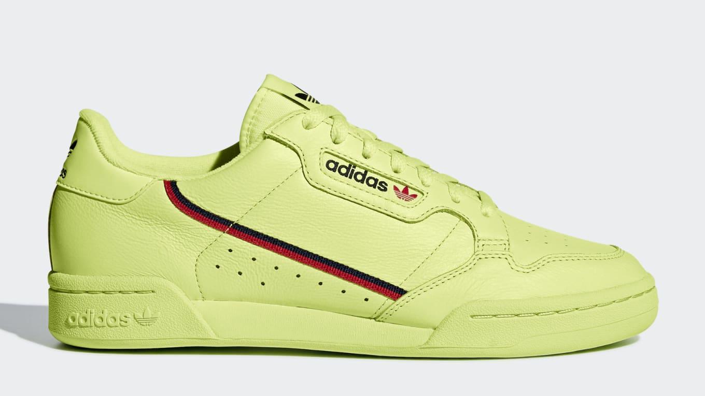 811e611ea5c98 Adidas Continental 80  Semi Frozen Yellow  Release Date B41675 ...