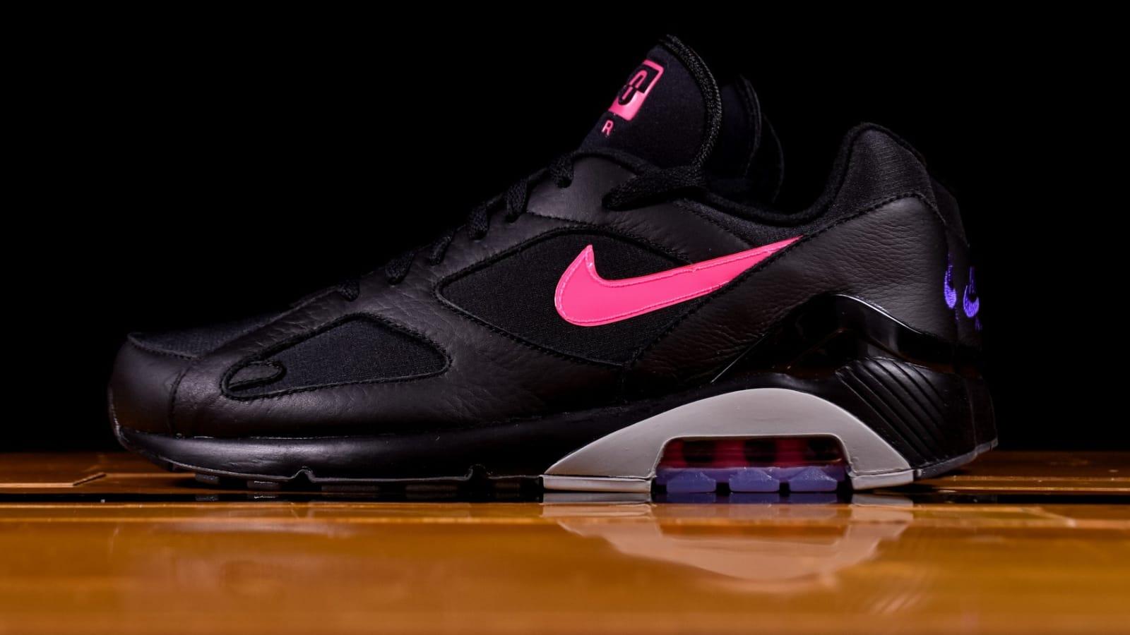 Nike Air Max 1 Ultra Moire Dark Grey Black hungryandhomeless