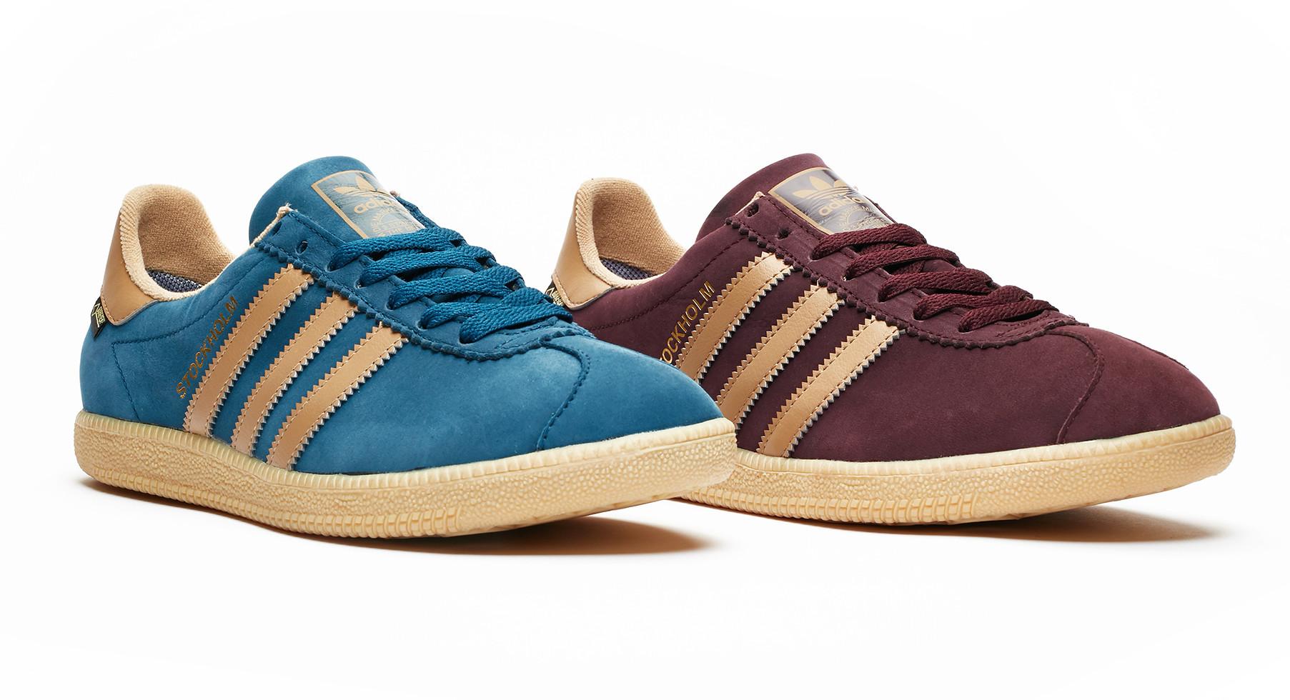 4d191c3a423549 Sneakersnstuff x Adidas Originals Stockholm Gore-Tex AC7752 AC7753 Release  Date