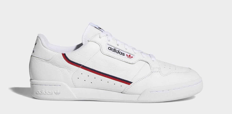 Adidas Originals Continental 80 Rascal B41674 Release Date  028279be2