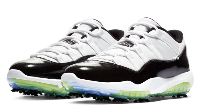 d6e7cd3b5f575e This Air Jordan 11 Is Made for the Golf Course
