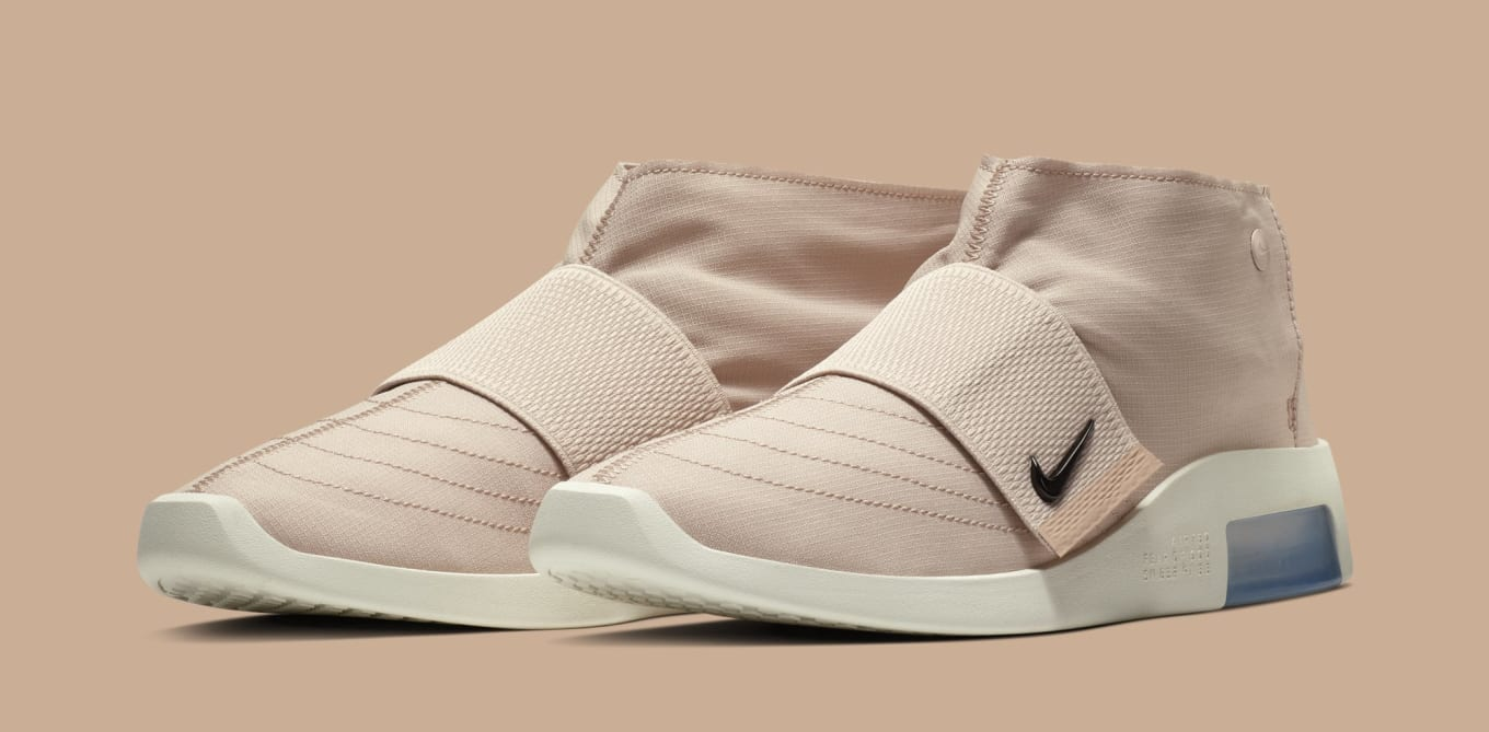 pretty nice 0e011 cc6b7 The  Particle Beige  Air Fear of God Moc Gets a Release Date