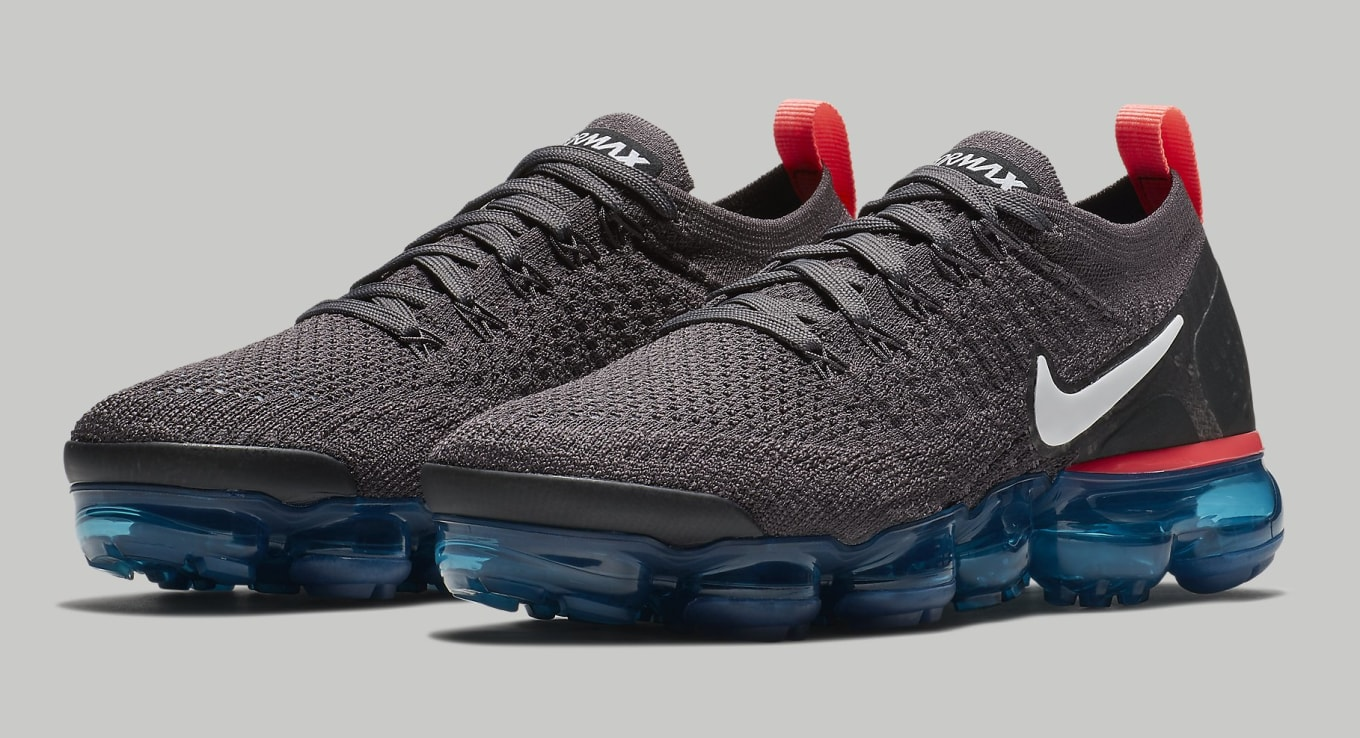 ac4514a3392c The Latest Nike Air VaporMax 2 Features a Colored Air Bag. Preview the  upcoming colorway here.
