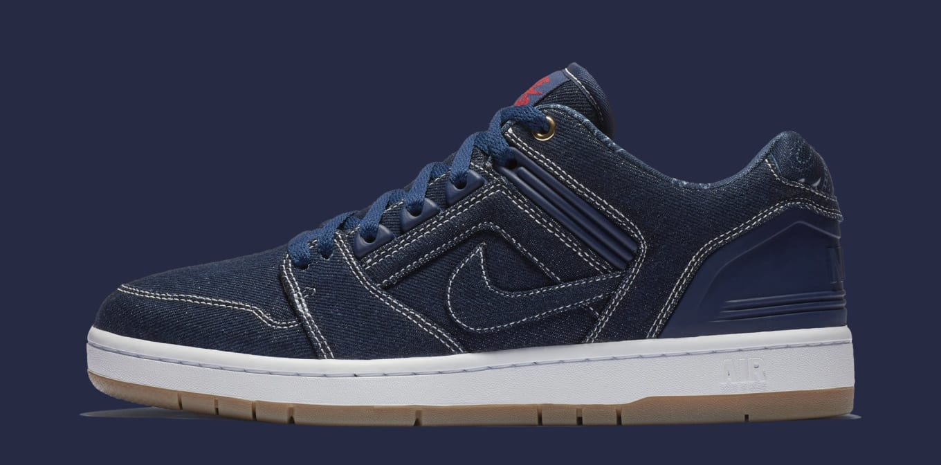 best cheap a1ad6 5d94a Nike SB Air Force 2