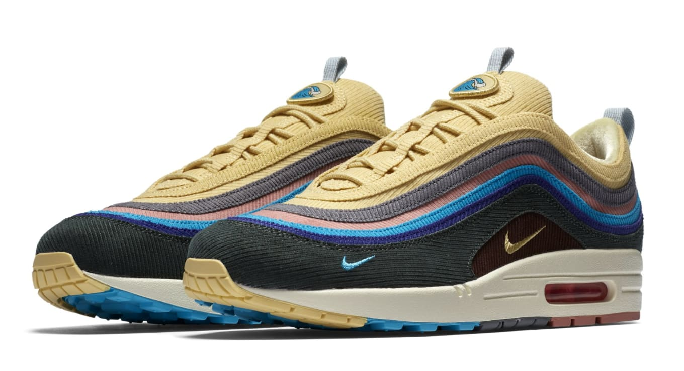 separation shoes e8b15 0c9dd Sean Wotherspoon x Nike Air Max 1/97 AJ4219-400 Release Date ...