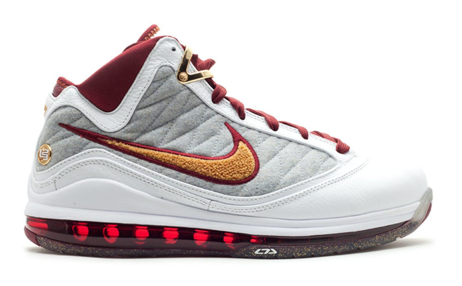 "Nike LeBron 7 ""MVP"" Set To Make A Comeback: Details"