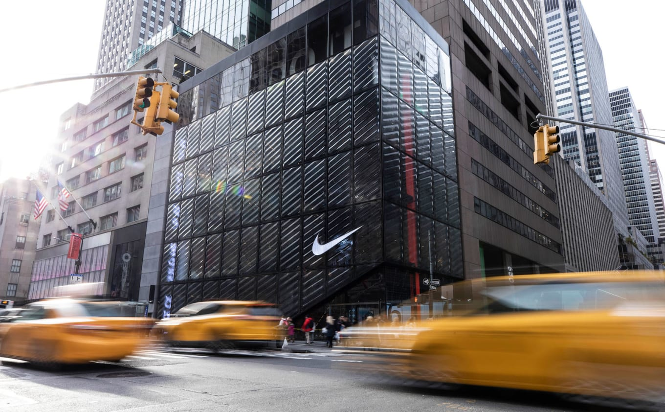 best sneakers a2018 b019d Nike Is Launching a New Sneaker Pack for Its New York City Flagship Unveil