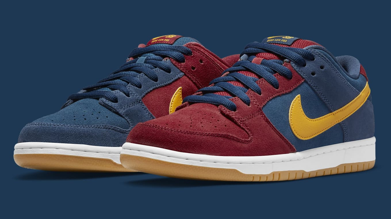 Nike SB Dunk Low 'Barcelona' Release Date 2021 First Look   Sole ...