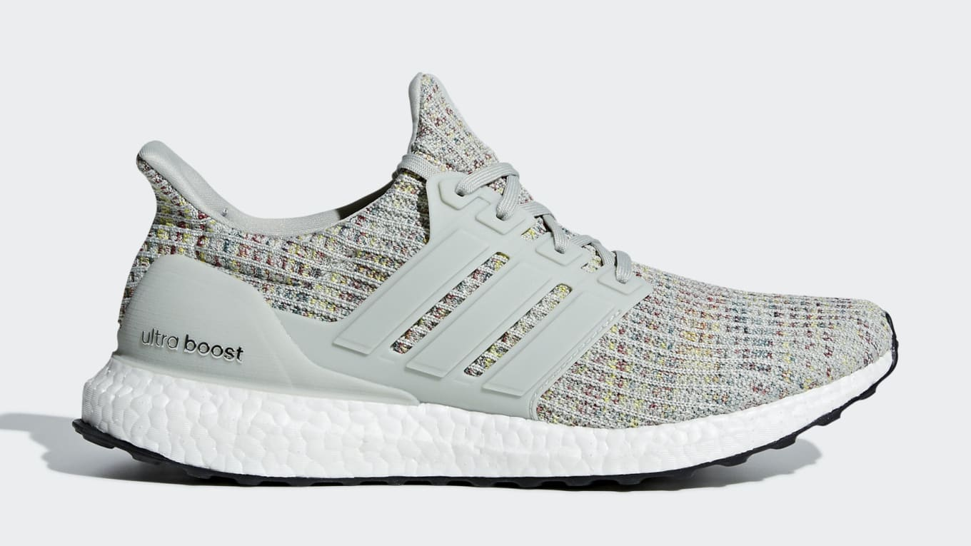 best sneakers adce5 f153a Adidas Ultra Boost 4.0 'Multicolor' Release Date Sept. 8, 2018 ...
