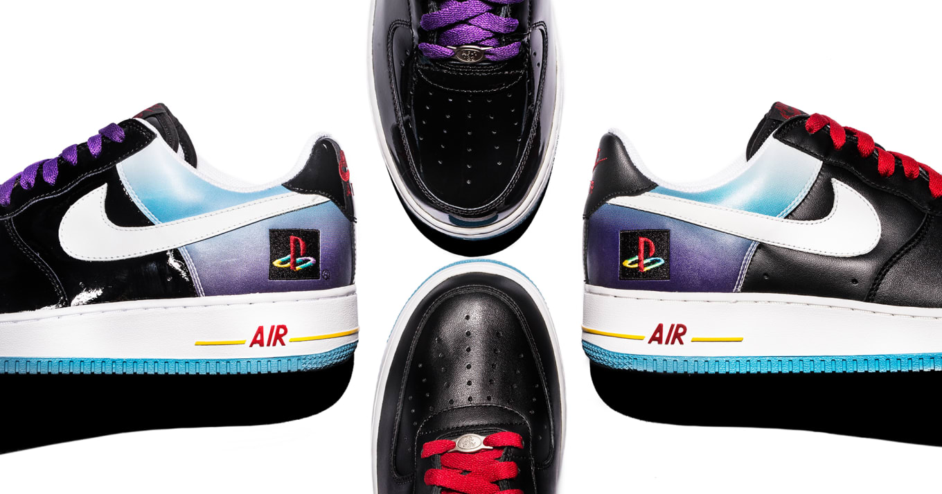 61c455f12e59 Nike Teases Future Sony  Playstation  Sneaker Collaborations