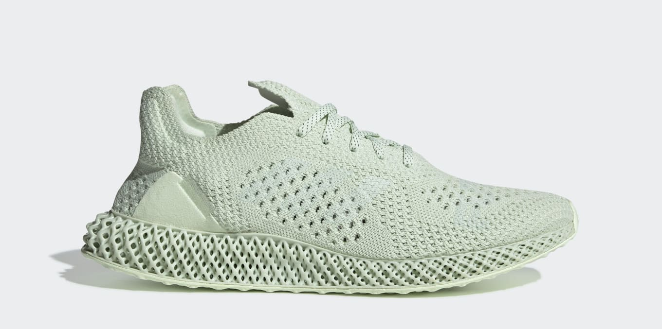 best loved 33cb8 005d7 Daniel Arsham x Adidas Futurecraft 4D  Aero Green  Release Date ...