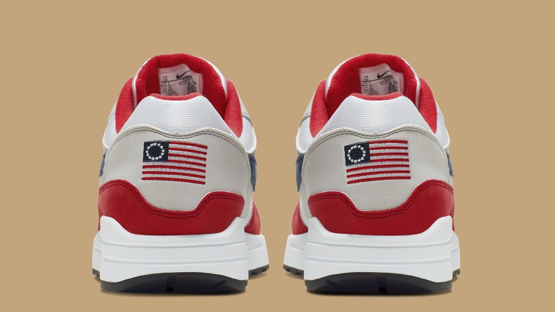 """Nike asked to recall sneakers with """"Air Max"""" design that"""