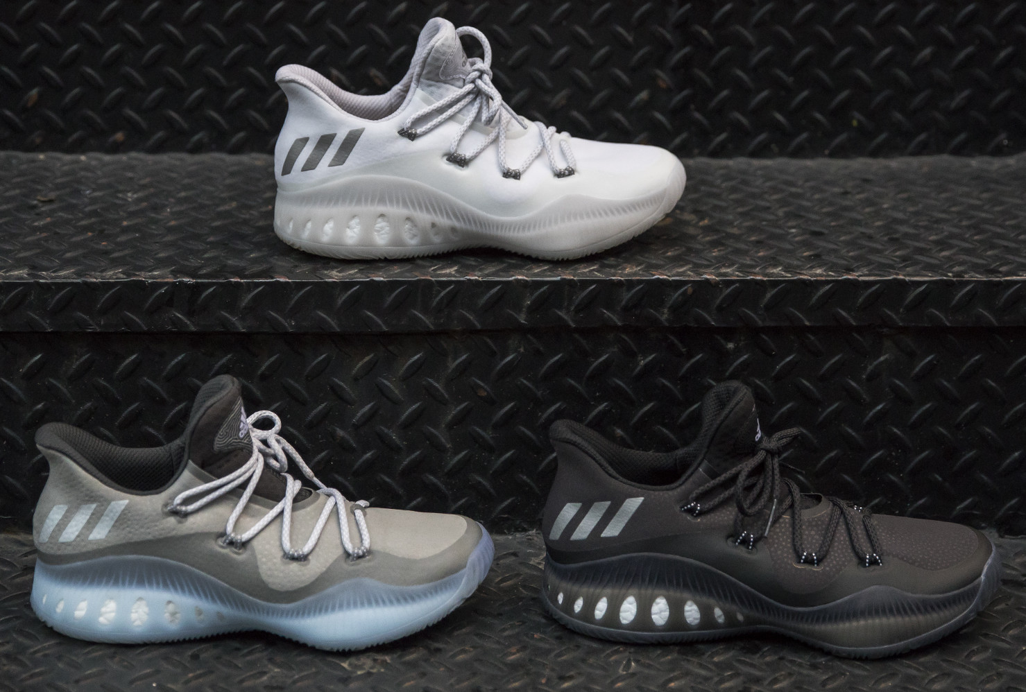 finest selection 9278a 57003 Adidas Crazy Explosive Low  Sole Collector