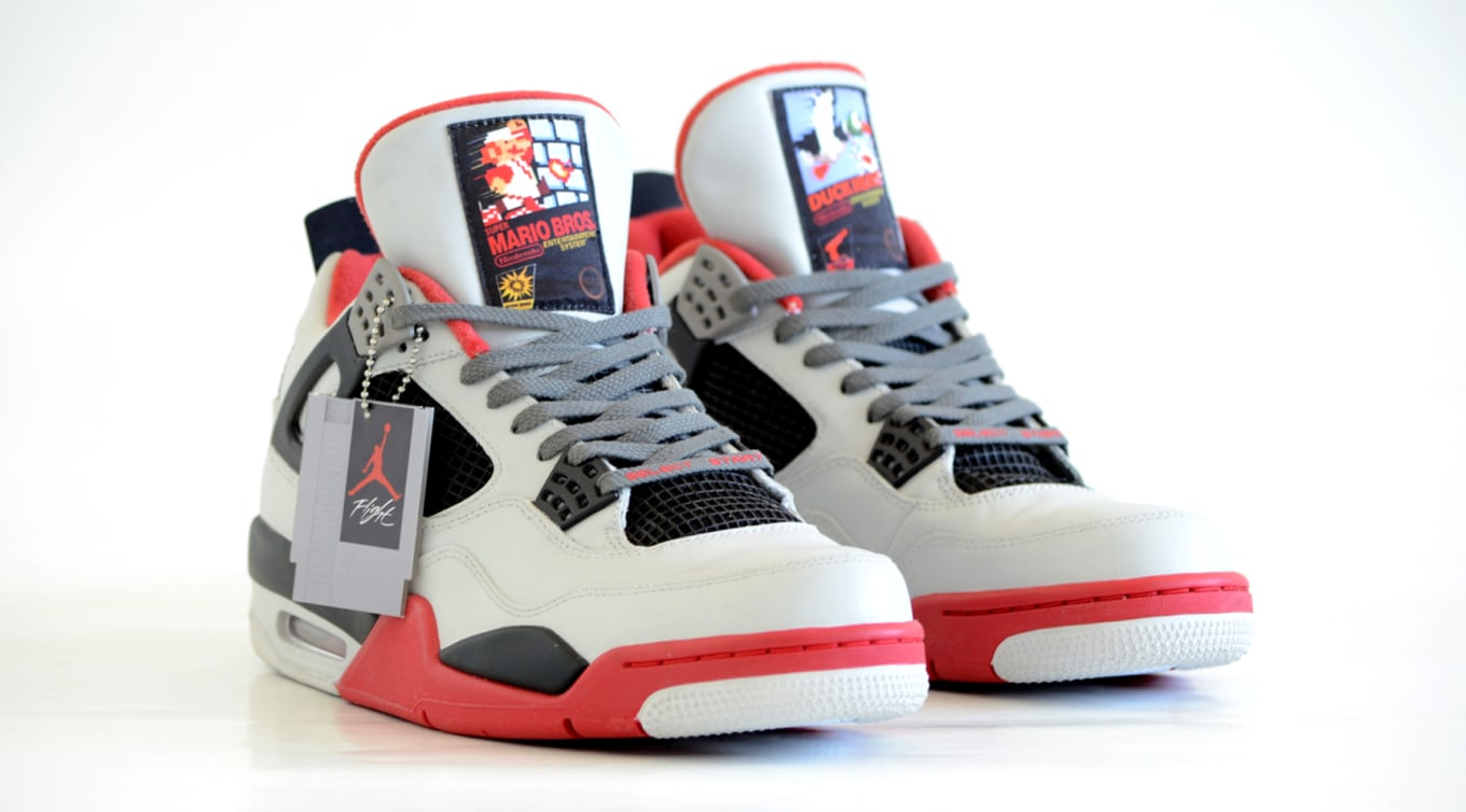 d3243d553b3d Freaker Sneaks releases limited edition Air Jordan 4.