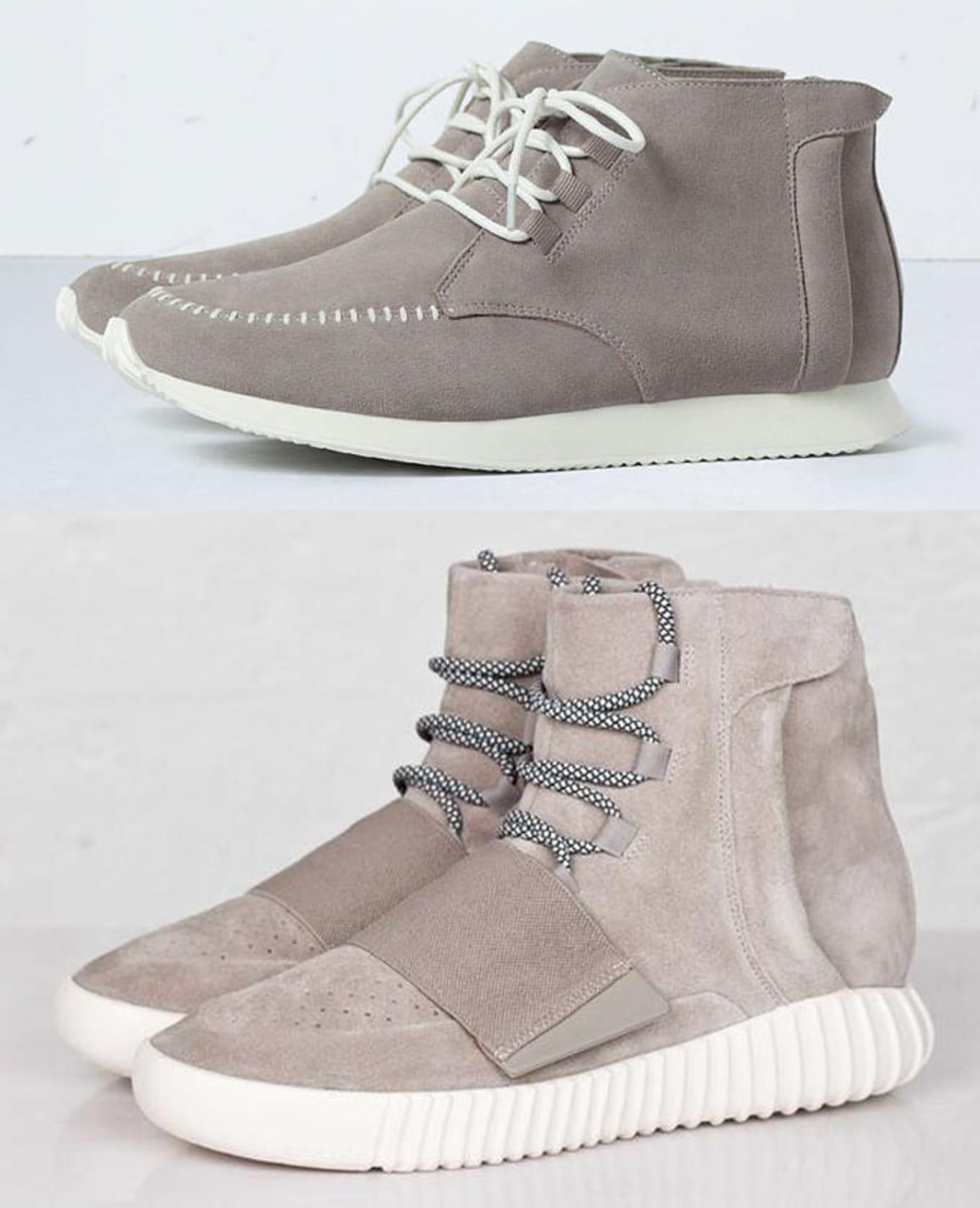 Yeezy Collector Kanye Kanye ComparisonsSole West West Yeezy OXlPkiwZuT