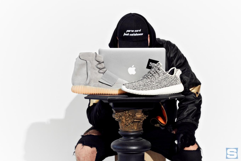 Collector Mafia LeaksSole Boost Yeezy Adidas xBWCroQde