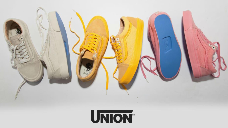 Union Old Collector Skool DateSole Release Vans SGqMzpLUV