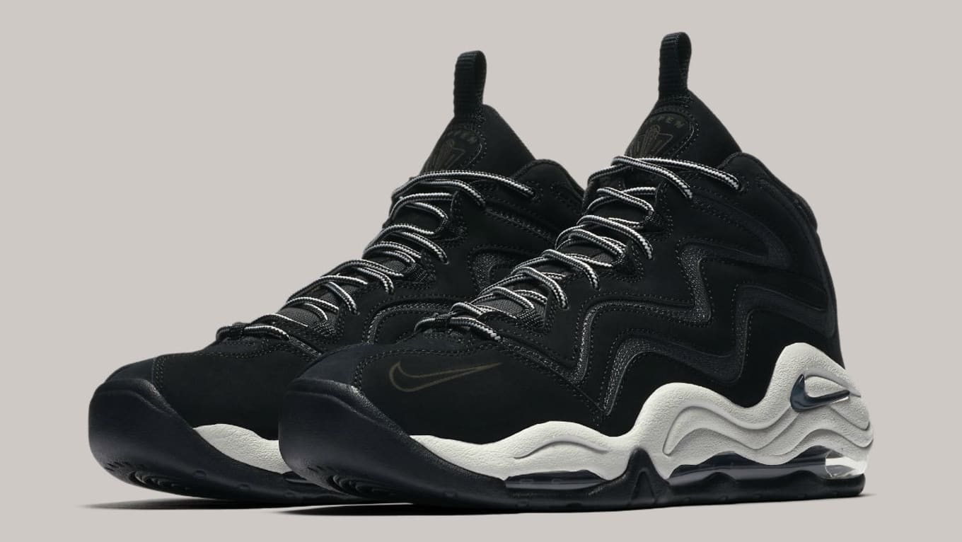 004 Pippen Black Vast Anthracite Nike Release Date Air 325001 Grey srBhdCotQx