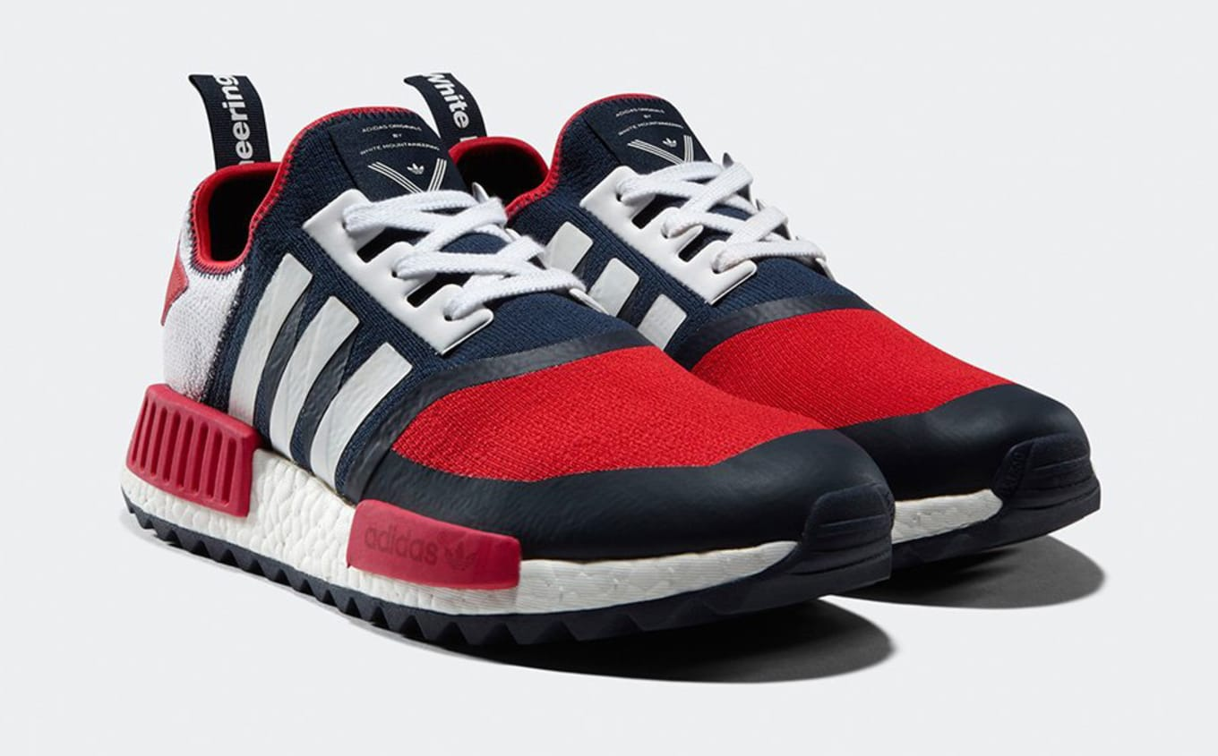 Mountaineering Adidas TrailSole Collector Nmd White lFcKJT1