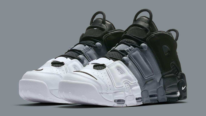 921948 Date Black Release White Air Color Grey Nike More Tri Uptempo 5uFc3TlKJ1
