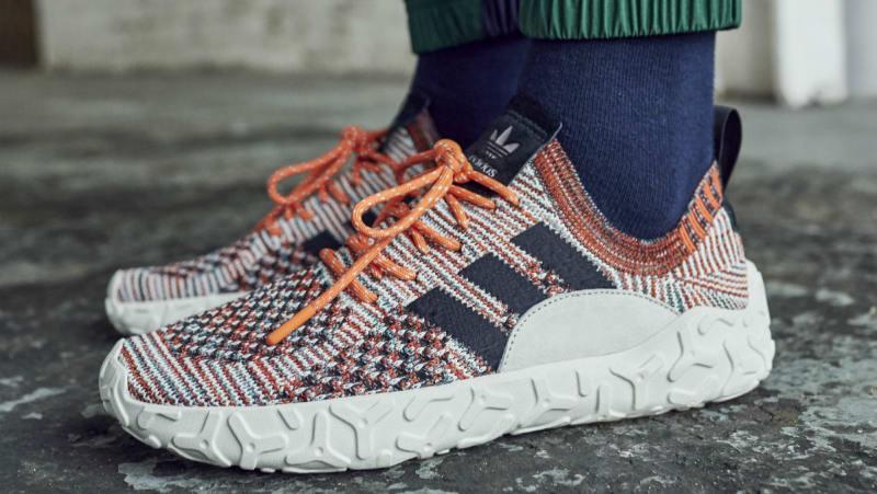 adidas Adidas F/22 Primeknit Orange/ Core Black/ Trace Orange f2Y09