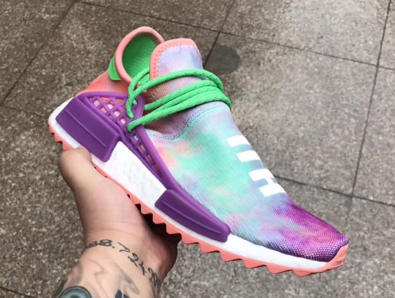 footlocker pictures NMD HUMAN RACE / PHARRELL X NMD HUMAN RACE TRAIL 'HOLI FESTIVAL' CORAL best place online free shipping low price low shipping fee online latest collections 09W9Pa
