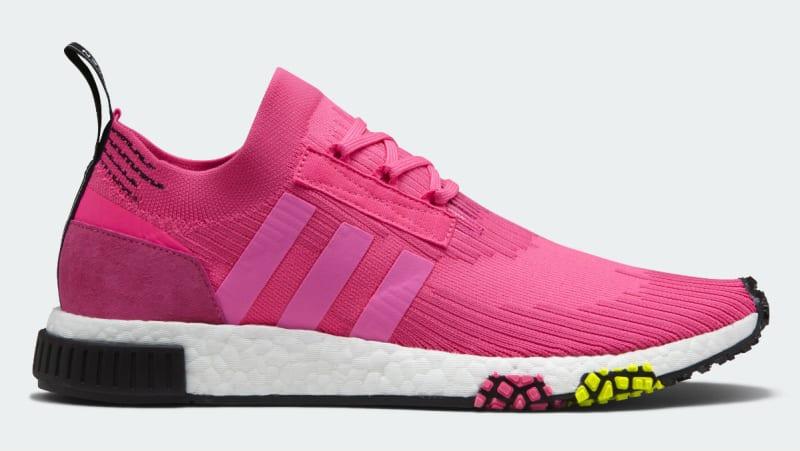 Adidas Originals Coureur Nmd En Rose Fluo - Rose HPhckofalm