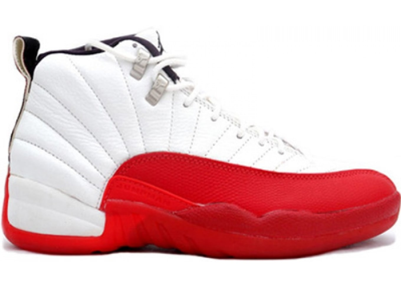 the latest 95a63 456a9 Air Jordan 12 White Red OG