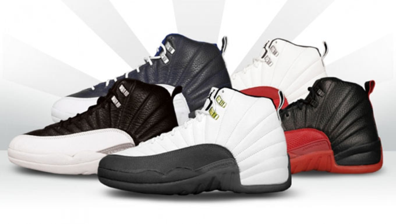 finest selection c40bc 7ae37 Air Jordan 12 Retro Sole Collector Definitive Guide to Colorways