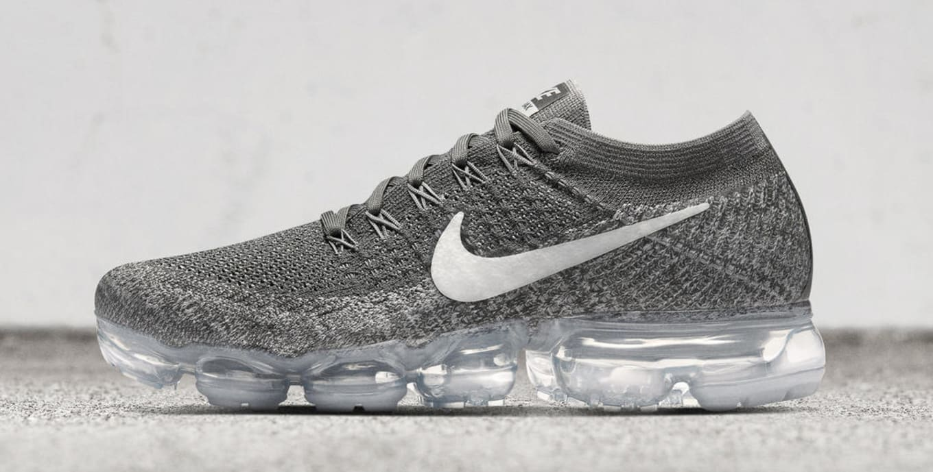 37ca197508a190  Asphalt  Nike Air VaporMax Releasing on April 27. Nike unveils a new  colorway for the modern runner.