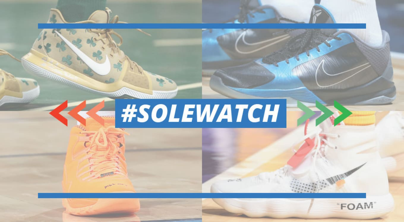 NBA #SoleWatch Power Rankings November 19, 2017   Sole Collector