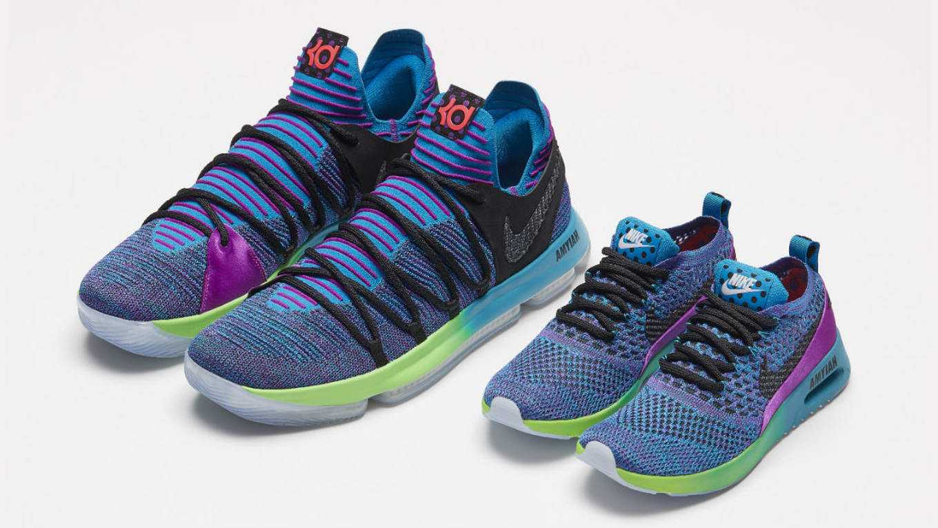 official photos 7102c 0624e Nike KD 10 Doernbecher Sample   Sole Collector