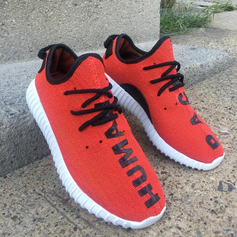 adidas Yeezy 350 Boost Customs | Sole