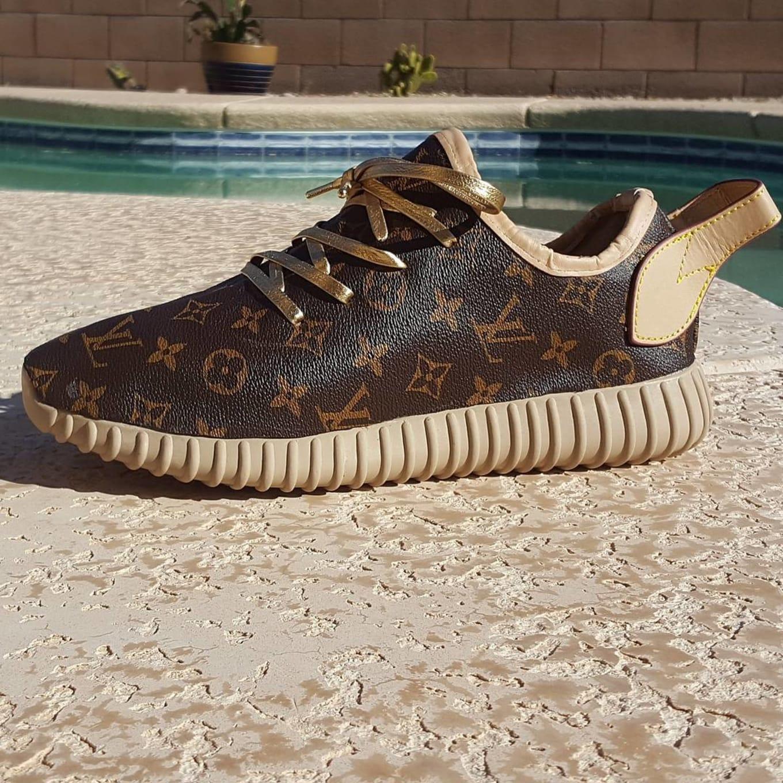 7c066e55264 adidas Yeezy 350 Boost Customs