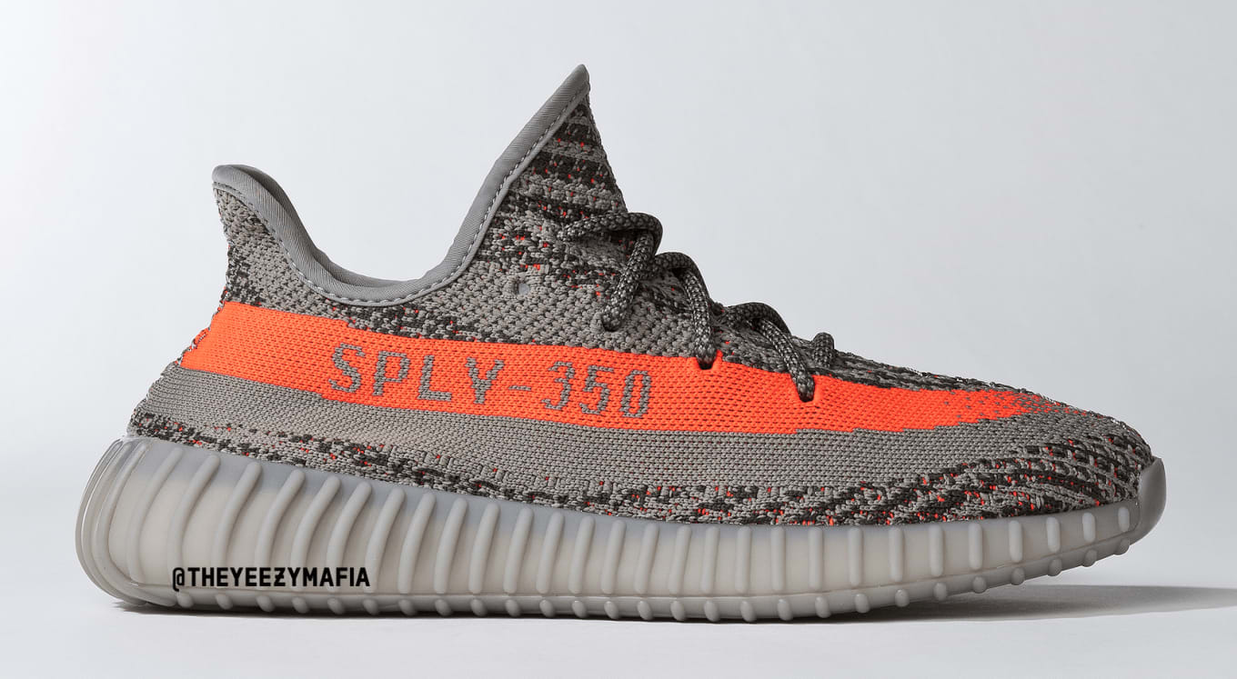 9608cd64a The Adidas Yeezy 350 Boost V2 releases on Sep. 24.