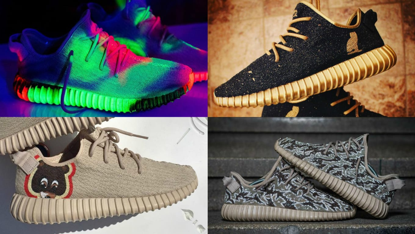 de8eb06f0f4 The 50 Best adidas Yeezy 350 Boost Customs
