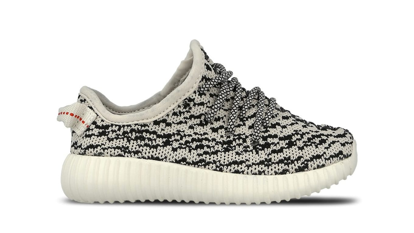6a0dddb5ea144 Adidas Yeezy 350 Boost Infant  Turtledove