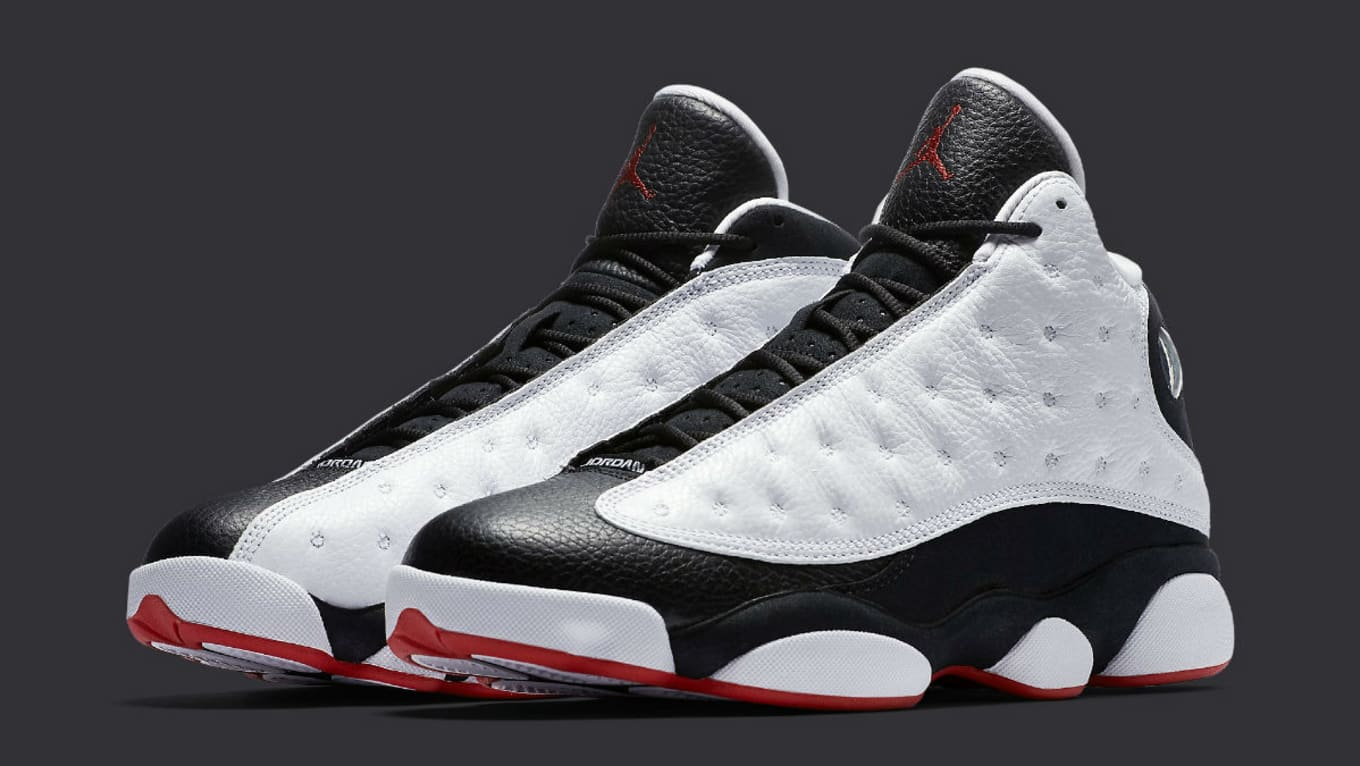 fb127e2b5c2 Air Jordan 13 XIII He Got Game 2018 Release Date 414571-104 | Sole ...