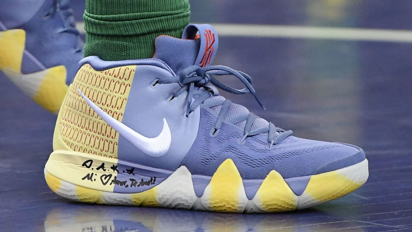 hot sale online a0006 434c6 London Nike Kyrie 4   Sole Collector
