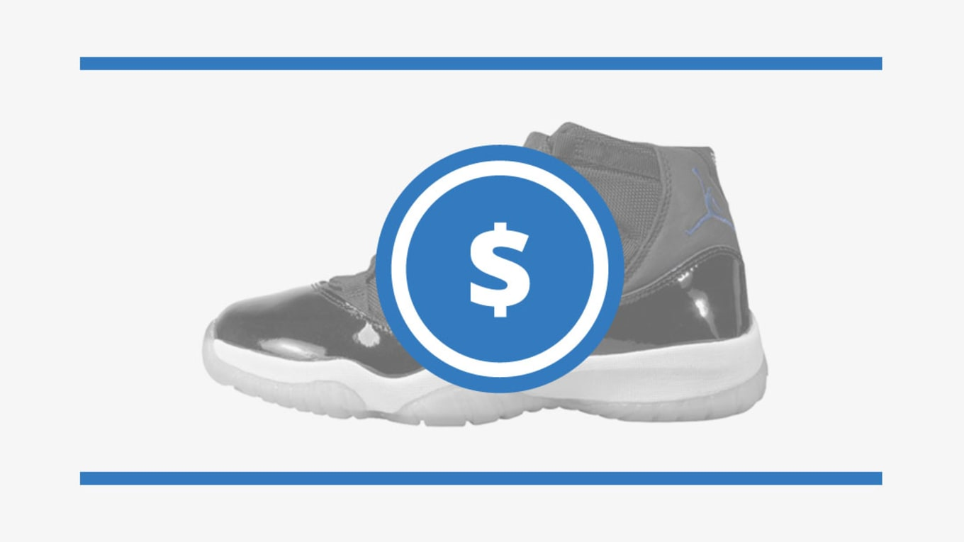 57d15ed7f0b3b5 The Air Jordan 11 Price Guide