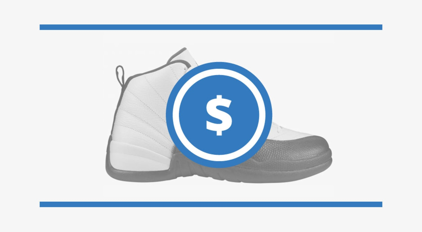 The Air Jordan 12 Price Guide 96bd205c5