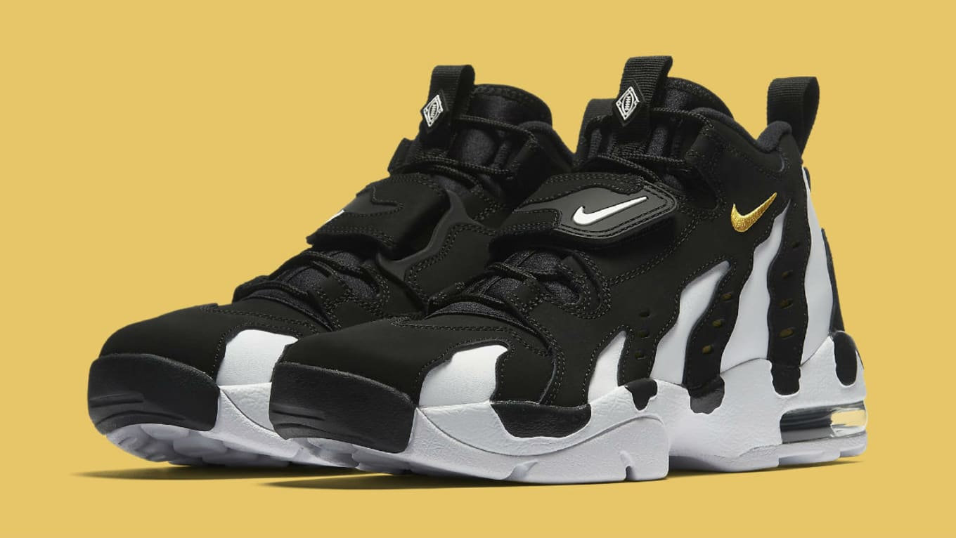 91a5bb8546 Nike Air DT Max 96 Black White Release Date 316408-003 | Sole Collector