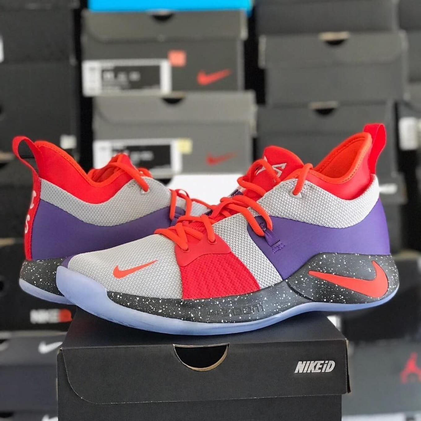 newest 1e8a9 6442b NIKEiD PG 2 Designs | Sole Collector