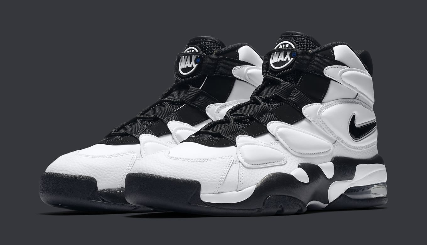 online store 56eb1 d84f5 Another Nike Air Max 2 Uptempo 94 Is on the Way. More 1990s Nike  Basketball goodness coming soon.