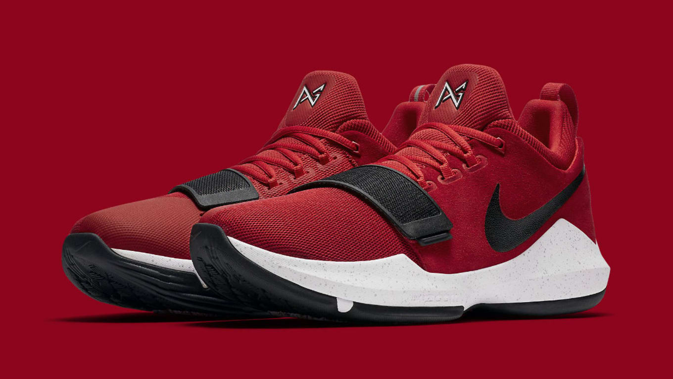 buy popular 5e53f 87f1c Nike PG1 University Red Release Date | Sole Collector