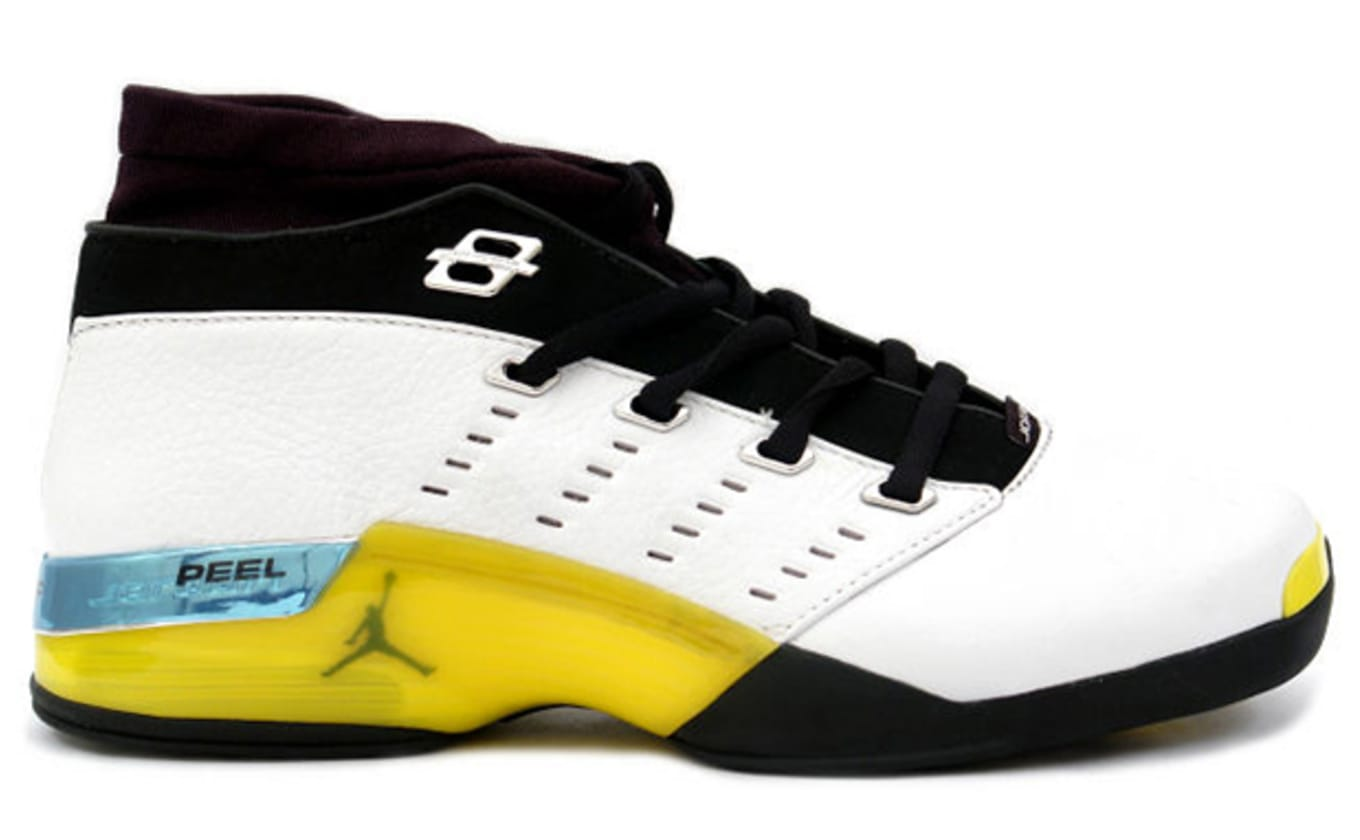 pretty nice 13b44 76d67 Air Jordan 17 Low  Lightning